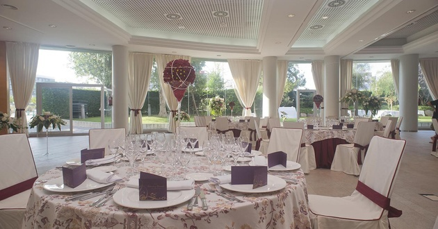 Argento Saal Hotel HLG CityPark Sant Just