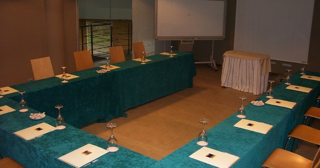 Cobalto Saal Hotel HLG CityPark Sant Just