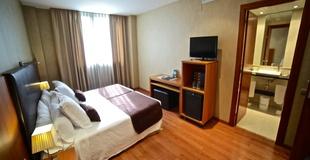 Doppelzimmer für Einzelnutzung Hotel HLG CityPark Sant Just