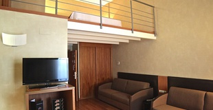 DUPLEX ROOM Hotel HLG CityPark Sant Just