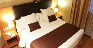 STANDARDDOPPELZIMMER Hotel HLG CityPark Sant Just