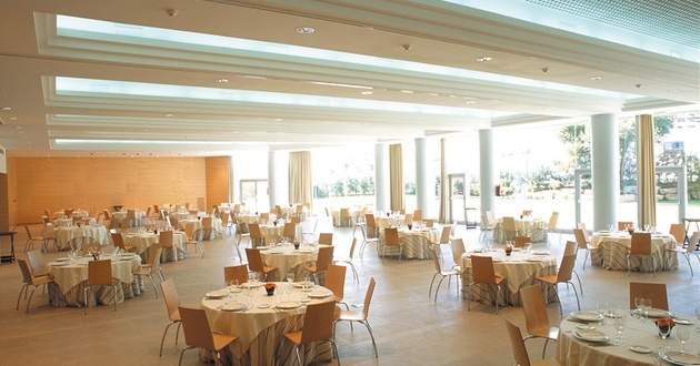 Platino Saal Hotel HLG CityPark Sant Just