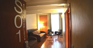 DUPLEX ROOM Hotel HLG CityPark Sant Just