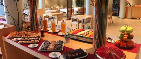 BREAKFAST BUFFET Hotel HLG CityPark Sant Just